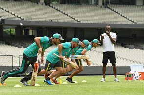 Bolt on the Aussies' side for Ashes