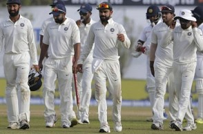 India vs Sri Lanka : First test ends in draw
