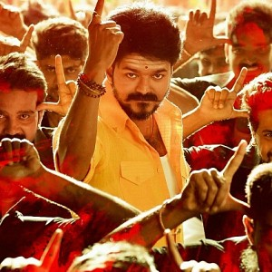 Zee Tamil and Mersal join hands to create this record!