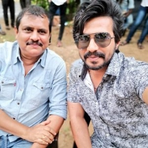 Breaking: A Mass title for Vishnu Vishal - Ezhil film