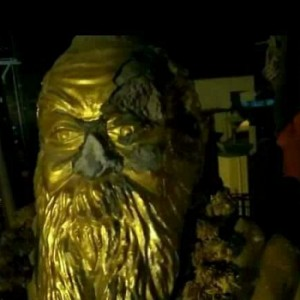 Periyar statue damaged at Thirupathur