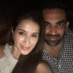 Zaheer Khan And Sagarika Ghatge's Honeymoon