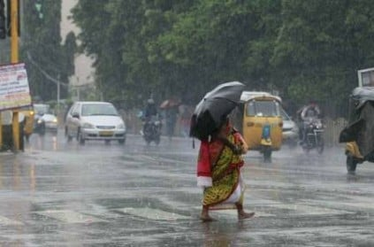 Chennai to expect rains for next 2 days, 27 times more rain than usual