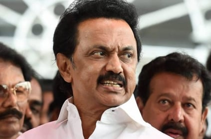"""We are ready if they want to shoot us"": MK Stalin"