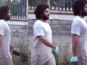 Lockdown Unlocked! Actor takes a casual walk down the streets, fans excited!