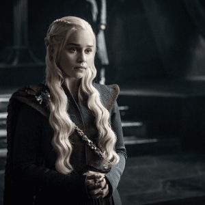 Daenerys Targaryen says goodbye to Game of Thrones!