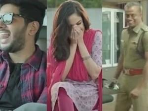Dulquer, GVM and Ritu Varma in fun mode - Funny bloopers from Kannum Kannum Kollaiyadithal are out! Don't miss