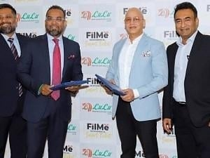 LuLu and FilMe OTT tie up to exclusively release and sell Indian movies