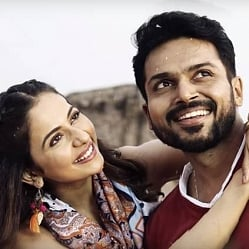 New promo video from Dev | Karthi | Rakul Preet