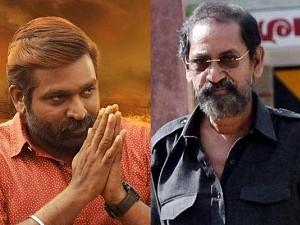 TRENDING: Latest pic of Vijay Sethupathi paying homage to SP Jananathan on May Day wins hearts!