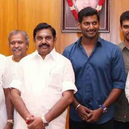 Vishal thanks Tamil Nadu government