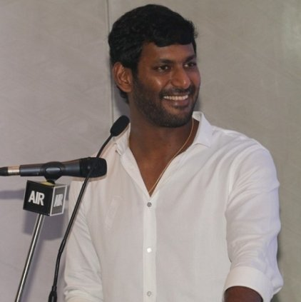 Vishal's Irumbu Thirai Kerala rights bought by Shibu Thameens' Thameens Films