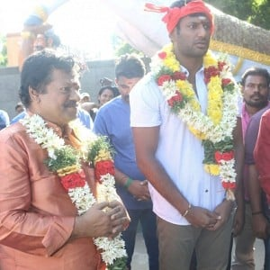 Vishal's Sandakozhi 2 - Villains revealed!
