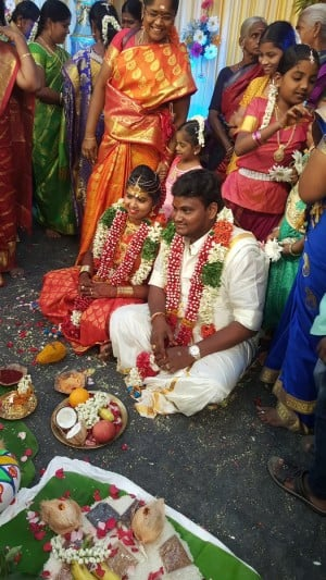 Bruce Lee Movie Director Prasanth Pandiraj Wedding