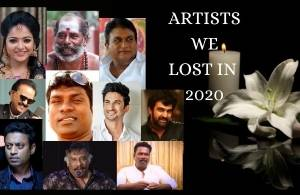 Looking back at 2020: Remembering the celebrities we lost this year! - Part 3